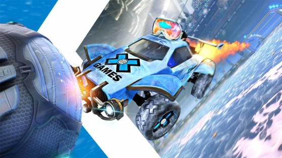 Rocket League terá parceria com X Games Aspen com torneio e itens exclusivos