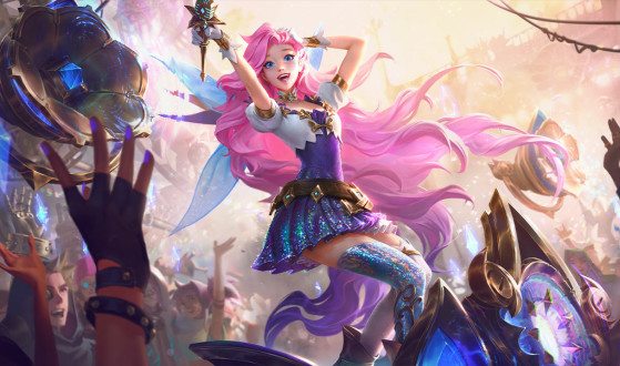 Seraphine: Runas, builds e guia da campeã do LoL para jogar como suporte