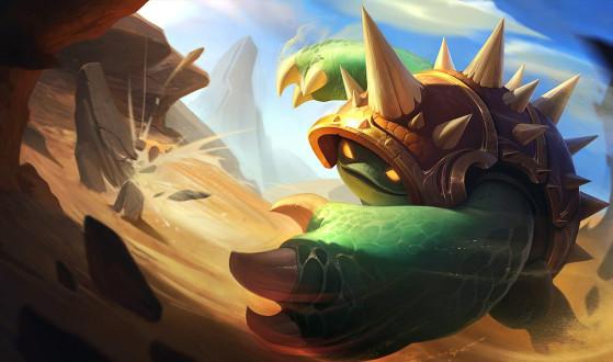 Rammus: Runas, builds e guia do campeão do LoL para jogar como caçador