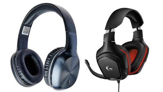 Fones de ouvido e headsets com até 14% de desconto na Amazon