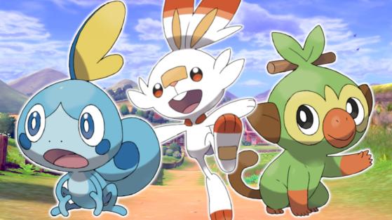 Pokémon Sword and Shield: Como obter os outros Pokémon iniciantes?