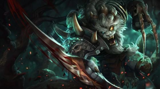 Assim como Rengar, o Akshan terá que participar nos últimos segundos da baixa - League of Legends