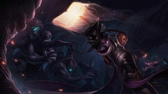 Campeões como Lucian avaliam as estatísticas básicas - League of Legends