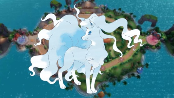 Ninetales de Alola Pokémon Unite: build e guia de como jogar