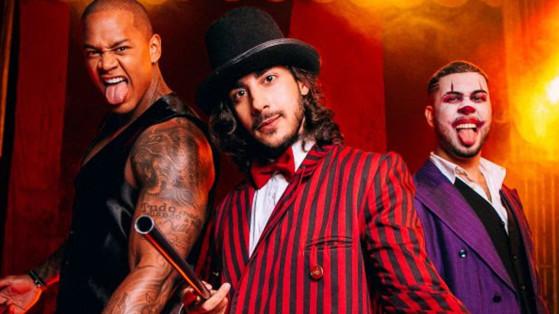 Clipe de Na Base, música de Baiano, Léo Santana e Kawe, conta com Nyvi Estephan e Sheviii2k