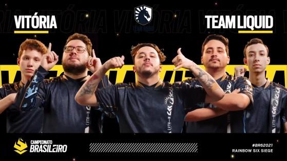 Brasileirão Rainbow Six: Team Liquid perde para Faze Clan, mas mantém liderança
