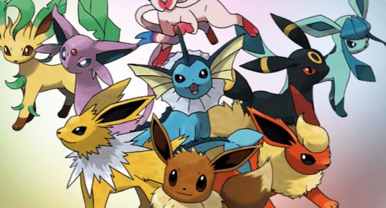 Pokémon Sword and Shield: Como obter todas as evoluções de Eevee!