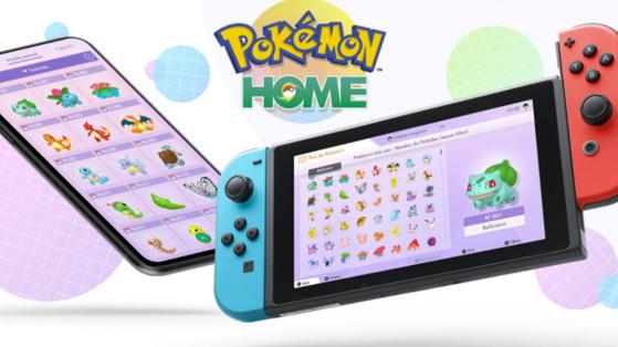 Pokémon HOME app já disponível - como fazer download
