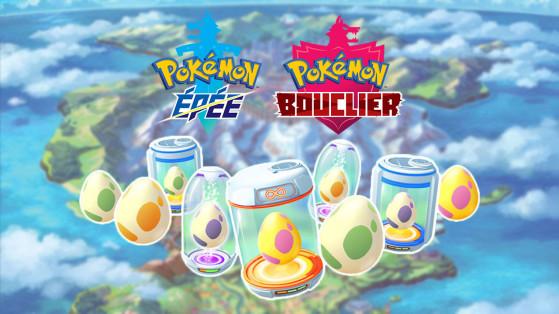 Guia de Sword and Shield de Pokémon: Capacidades dos Ovos