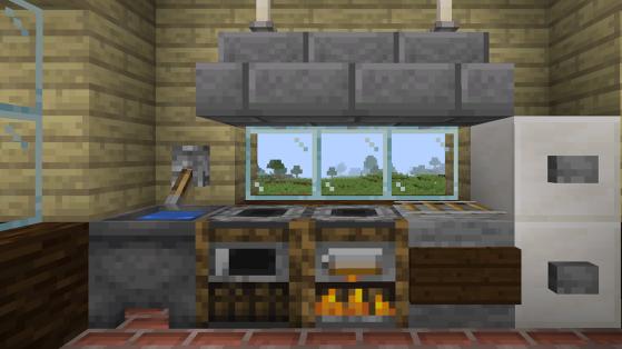 Minecraft: Defumador, como construir, receita e utilidade