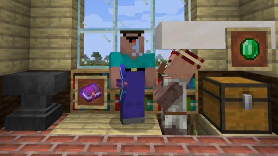 Minecraft: Como obter o encantamento remendo