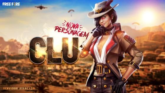 Free Fire: Nova personagem Clu está disponível no servidor avançado