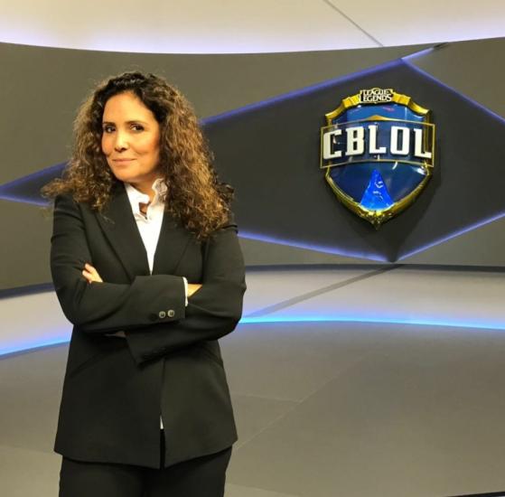 Alessandra Dutra é psicóloga com mais de 28 anos de carreira, passagens em equipes como Red Canids e membro do Comitê Olímpico Brasileiro.   Imagem: Red Canids/Reprodução - Millenium