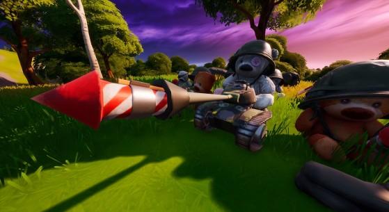 Imagem: Epic Games/Reprodução - Fortnite Battle Royale