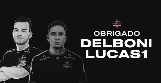 CS:GO: Lucas1 e Delboni estão fora da Imperial