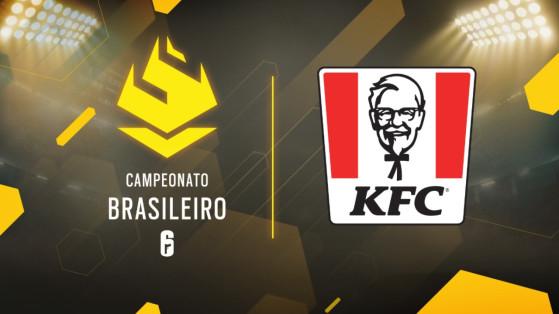 Ubisoft fecha parceria com KFC para finais do Brasileirão de Rainbow Six 2020