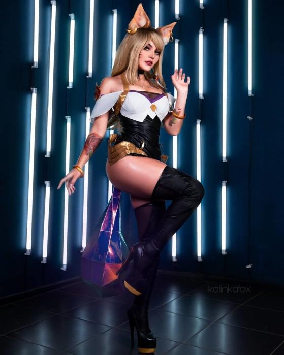Foto: Kalinka Fox/Reprodução - League of Legends