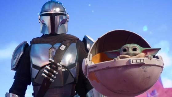 Fortnite: Temporada 5 traz Baby Yoda e skin de Mandalorian