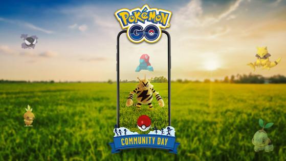Pokémon GO: Dias comunitários de dezembro são anunciados