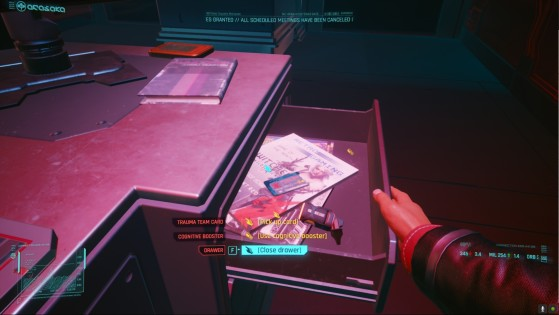 Ciri aparece na capa de uma revista chamada Retro Gamer em Cyberpunk 2077 (Foto: Divulgação/CD Projekt Red) - Cyberpunk 2077
