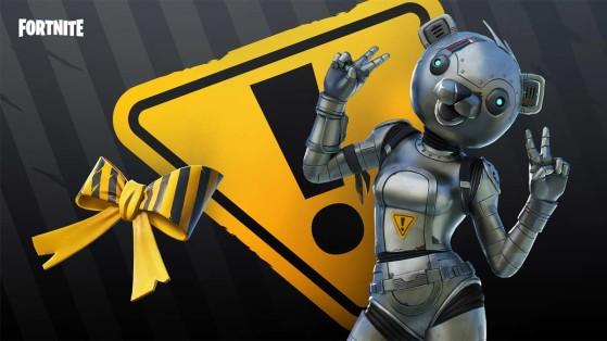 Fortnite: Nova Líder da Equipe Metal chega à Loja de Itens