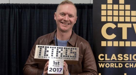 Jonas Neubauer, heptacampeão mundial de Tetris, morre aos 39 anos