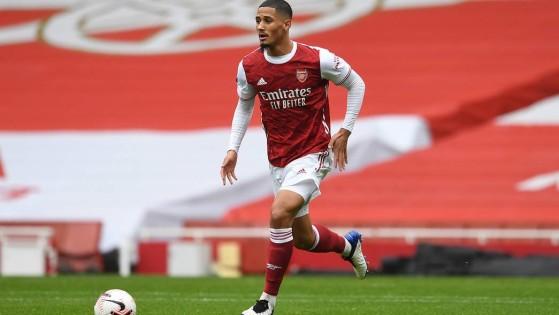 Emprestado pelo Arsenal ao Nice, Saliba é um dos melhores jovens zagueiros de FIFA 21 - FIFA 21