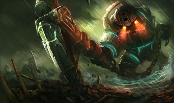 Nautilus: Runas, builds e guia do campeão do LoL para jogar como suporte