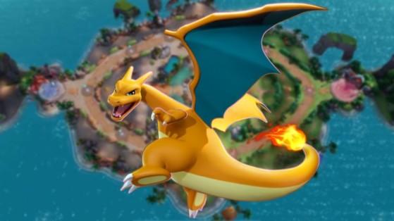 Charizard Pokémon Unite: build e guia de como jogar
