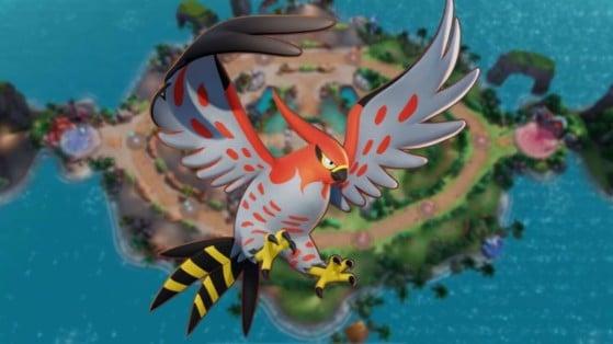 Talonflame Pokémon Unite: build e guia de como jogar