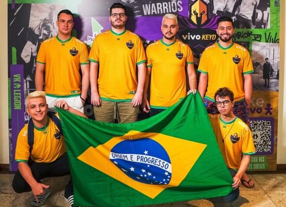 Com lineup formada em junho, Vivo Keyd já disputará seu primeiro grande evento internacional (Foto: Divulgação/Vivo Keyd) - Valorant