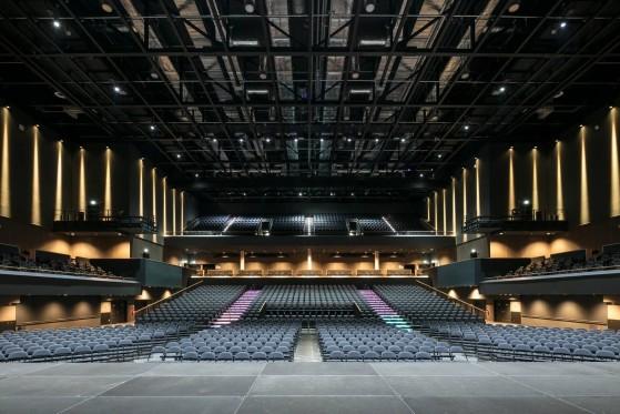 Verti Music Hall será a sede do VCT Masters Berlin, que não terá presença de público (Foto: Divulgação/Verti Music Hall) - Valorant