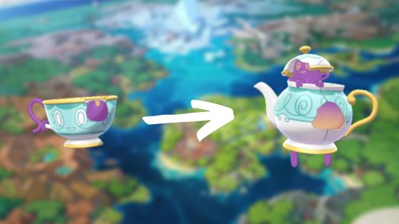 Pokémon Sword and Shield: Como evoluir Sinistea para Polteageist?