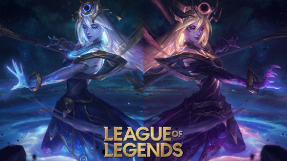 LoL: Patch 10.6 traz skin lendária Cosmic & Dark Cosmic Lux