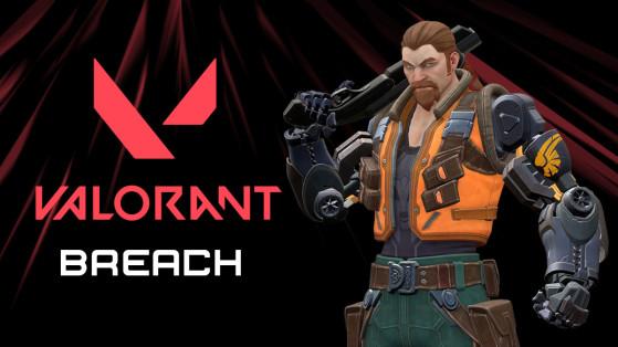 Valorant: Breach, skills do agente, apresentação