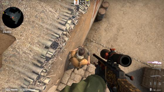 Onde fazer o pezinho - Counter-Strike: Global Offensive