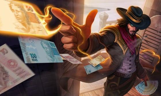 Quanto gastei no LoL? Site oficial mostra dinheiro investido no game