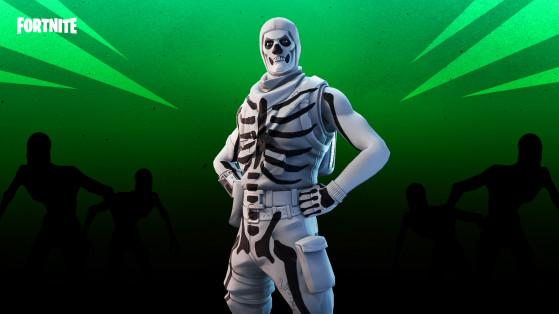 Fortnite: Caveirão, o Patrulheiro Caveira volta à Loja de Itens em 9 de outubro