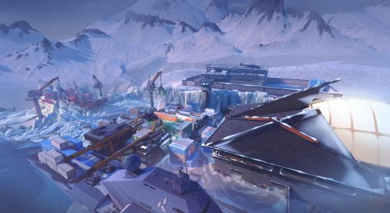 Valorant: Atualização 1.10 traz Ato 3 com novo mapa Icebox