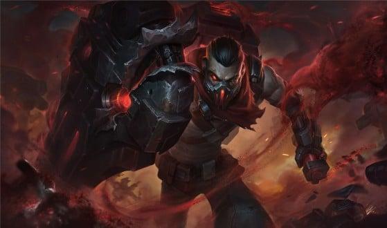 Singed da Resistência | Imagem: Riot Games/Reprodução - League of Legends