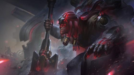 Yorick da Resistência Singed da Resistência | Imagem: Riot Games/Reprodução - League of Legends
