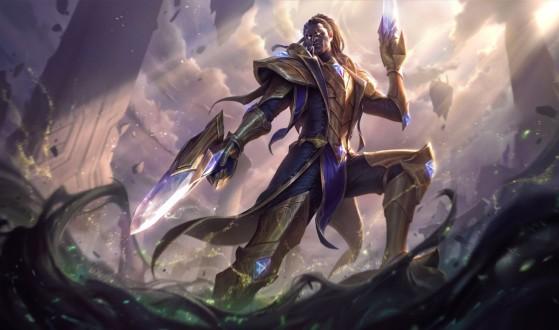 Lucian Vitorioso | Imagem: Riot Games/Reprodução - League of Legends
