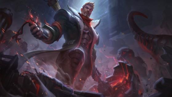 Jayce da Resistência | Imagem: Riot Games/Reprodução - League of Legends