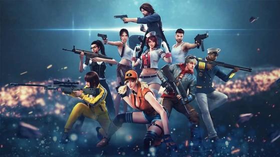 Free Fire foi o game mobile mais baixado no mundo em 2020
