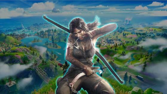 Fortnite: Lara Croft de Tomb Raider pode ser a próxima skin da Temporada 5