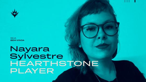 Hearthstone: NaySyl é a nova contratação da Havan Liberty