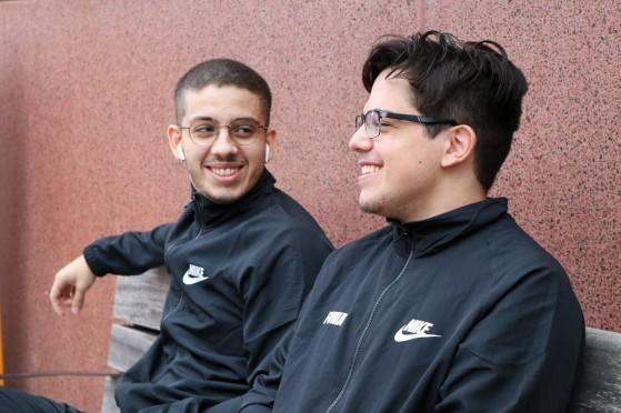 Será que a dupla da FURIA topariam se juntar à coldzera um dia? | Foto: FURIA/Wilton Junior - Counter-Strike: Global Offensive
