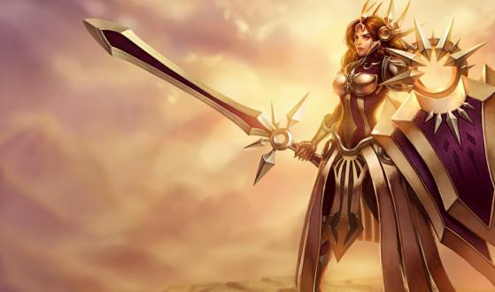 Leona: Runas, builds e guia da campeã de LoL para jogar como suporte