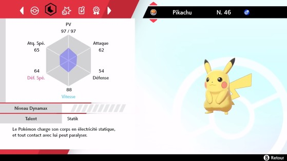 Antes de usar uma erva - Pokémon Sword and Shield