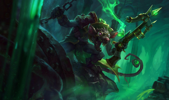 Twitch Jungle: Runas, build e guia do campeão de LoL